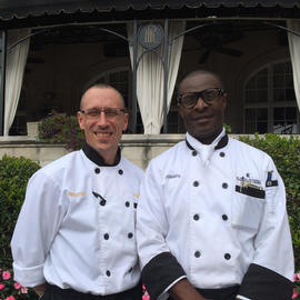 chefs at hotel roanoke