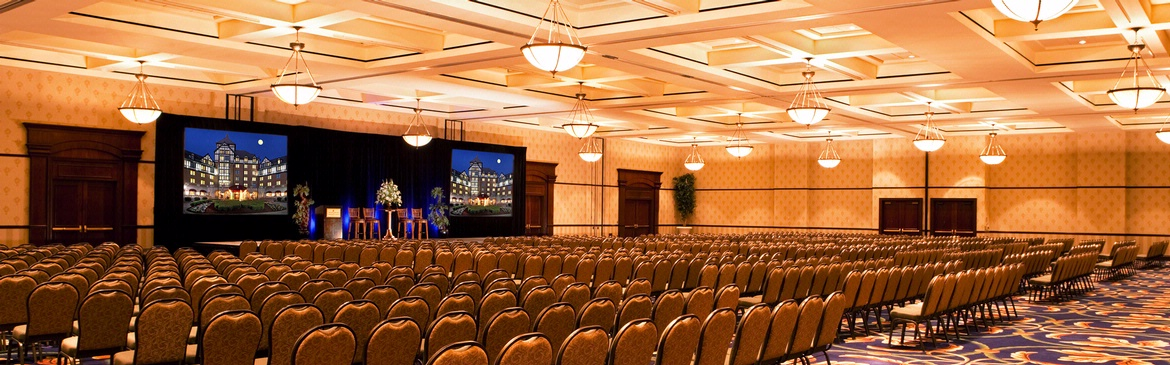 Hotel Roanoke Meeting Rooms in Virginia
