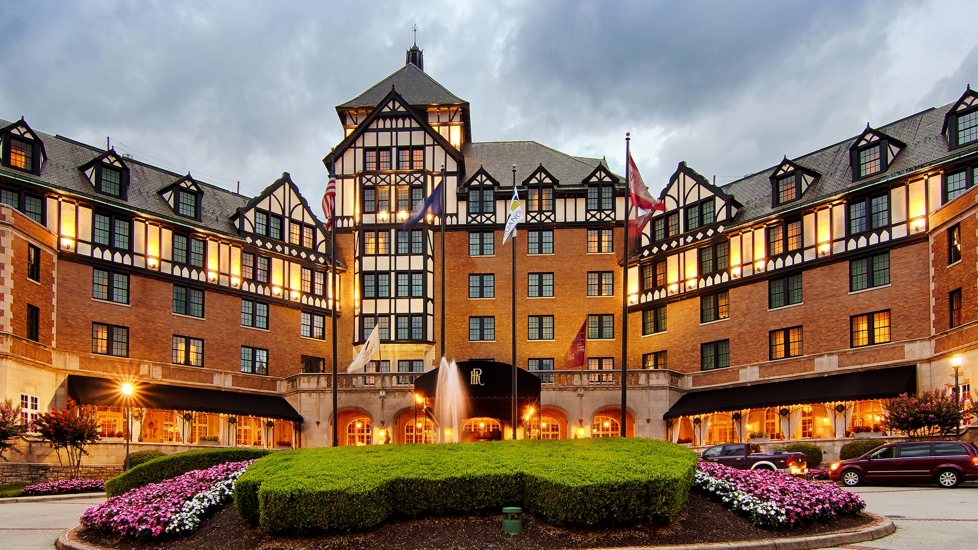 historic hotel roanoke